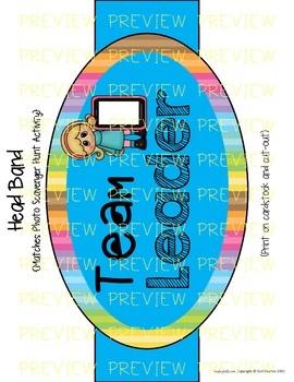 Team Leader Headbands or Team Leader Badges/Tags!