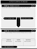 Team Meeting Action Planning Workbook