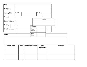 Team Meeting Documentation