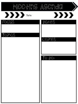 Team Meeting/PLC Notes