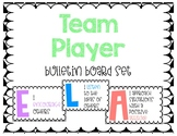 Team Player Bulletin Board