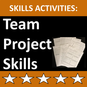 Team Project Skills Activities