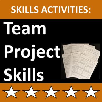Team Project Skills Activities