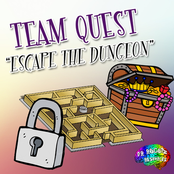 Team Quest – Escape the Dungeon