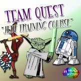 Team Quest – Jedi Training Course