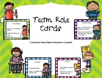 Team Role Cards