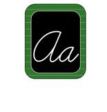 Team/Sports Theme Cursive Alphabet