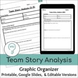 Story Analysis Graphic Organizers