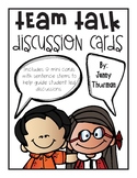 Team Talk Discussion Cards