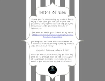 Team Talk Role Cards