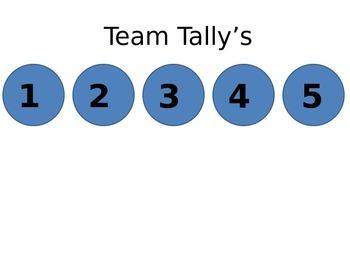 Team Tallys