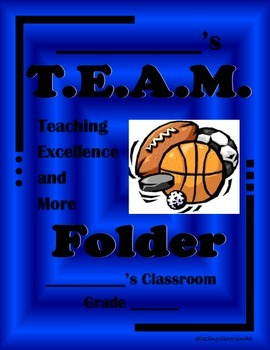 Team Themed Folder
