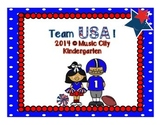Team USA Math Football Fun!