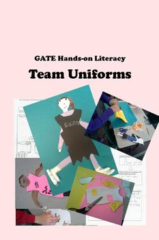 Team Uniforms and Mascots -- GATE Hands-on Literacy