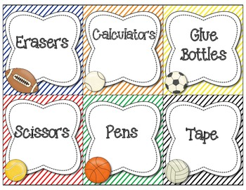 Team Up for a GREAT Year! {Classroom Essentials Pack}