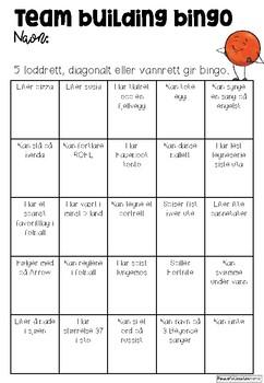 Norsk Bingo