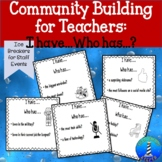 Team or Community Building Game