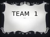 Team signs