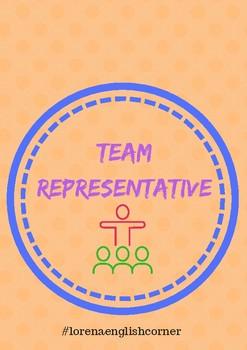 Team work roles