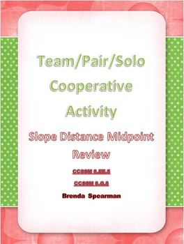 Team/Pair/Solo