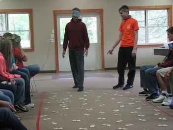 Teambuilding - Mousetrap Minefield