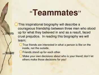 """Teammates"" - OCR - Vocabulary and Spelling"