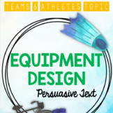 Teams & Athletes: Sports Equipment Design (Explanation & P