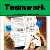 1st and 2nd Grade Reading Comprehension (Teamwork)