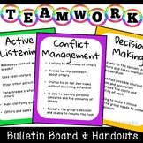 Teamwork Bulletin Board
