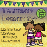 Teamwork & Cooperative Learning Classroom Guidance Lesson