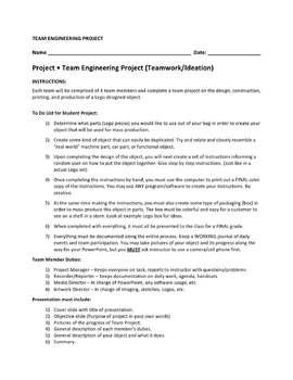 Teamwork Engineering Project