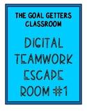 Teamwork Escape Room #1