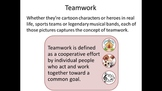 Teamwork Lesson and Team Trivia Game