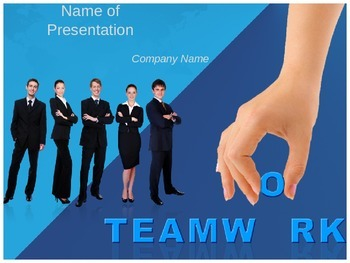 Teamwork PPT Template