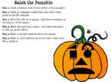 Teamwork Pumpkin Painting