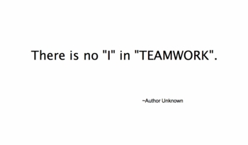 Teamwork Quotes Posters