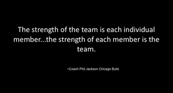 Teamwork Quotes Slideshow (Compiled in Quicktime)