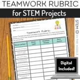 FREEBIE - Teamwork Rubric (Any Subject!)