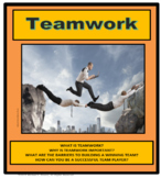TEAMWORK - Life Skills - Social Skills - Career Readiness