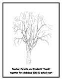 Teamwork Tree