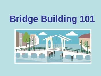 Teamwork and Communication Skills Through Bridge Building
