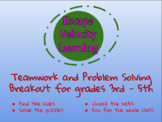 Teamwork and Problem Solving Breakout Game