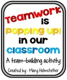 Teamwork is Popping Up! // Team-building Activity for Holl