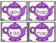 Teapot and Teacup Nonsense Word Sort
