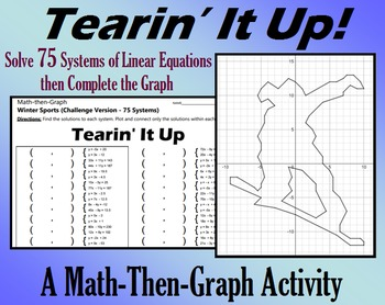 Tearin' It Up - Challenge Version - 75 Systems & Coordinat