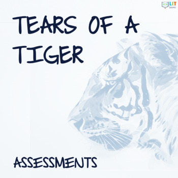 Tears of a Tiger: Quizzes, Test, Essays, Answer Keys
