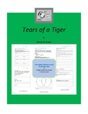 Tears of a Tiger Complete Literature and Grammar Unit