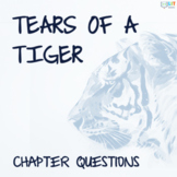 Tears of a Tiger: Novel Study Guide, Chapter Analysis, 17 Assignments