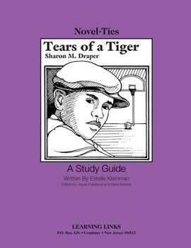 Tears of a Tiger - Novel-Ties Study Guide