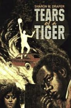 Tears of a Tiger Chapters 1-20 (Pages 1-80) Activity Bundle